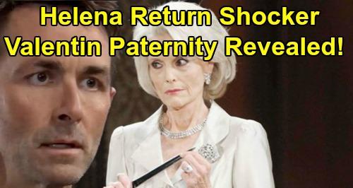 General Hospital Spoilers: Helena Cassadine's Return Reveals Valentin's True Paternity - Nikolas Heir Mystery Solved?