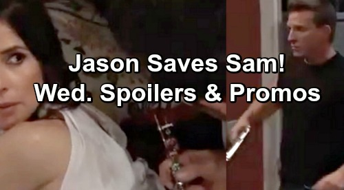 General Hospital Spoilers: Wednesday, May 8 – Shiloh Stunned as Jason Saves Sam – Willow Shares Wiley Fear – Kim's Desperate Move