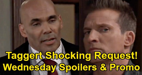 General Hospital Spoilers: Wednesday, February 26 – Taggert Asks Sonny & Jason To Form Cyrus Takedown Squad – Carly Insults Ava