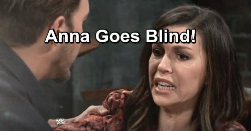General Hospital Spoilers: Finn Panics Over Anna's Sudden Blindness – Fight to Restore Sight Brings Unexpected Characters