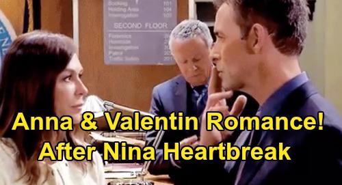 General Hospital Spoilers: Anna Mends Valentin's Broken Heart – 'Vanna' Romance Follows Nina Split?