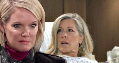 General Hospital Spoilers: Hospitalized Carly's Deadly Showdown with Ava – Sonny Rages as Baby and Wife's Health in Jeopardy