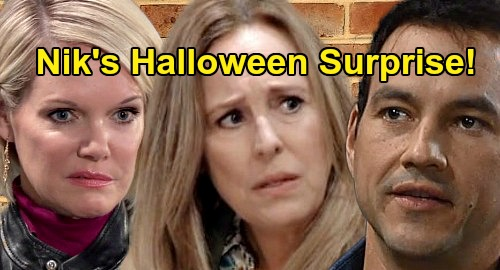 General Hospital Spoilers: Nikolas Revealed as Mysterious Lurker, Spying on Ava and Laura – Surprises Ava Before Going Public?