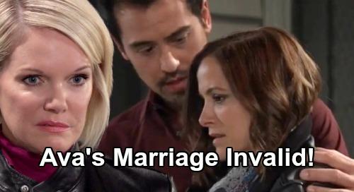 General Hospital Spoilers: Ava's Wedding Invalid, Loses Cassadine Fortune - Nikolas Still Legally Married To Hayden Barnes?