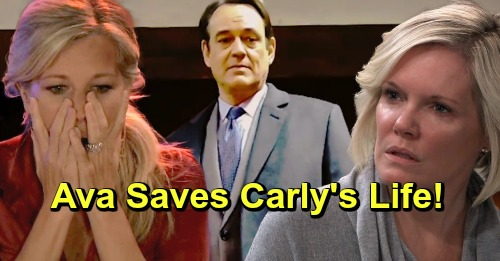 General Hospital Spoilers: Ava Saves Carly's Life, Stops Ryan's Murderous Plan – Becomes Worst Enemy's Surprising Hero