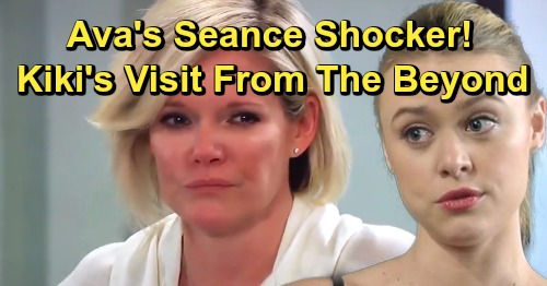 General Hospital Spoilers: Kiki's Message to Mom from the Beyond – Will Hayley Erin Return for Ava's Séance Shocker?