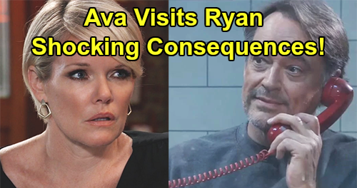 General Hospital Spoilers: Ava Visits Killer Ryan with an Impossible Demand – Could Kiki Closure Lead to Murder?