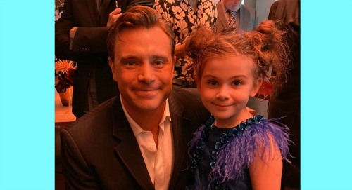 General Hospital Spoilers: Billy Miller Praised by New TV Daughter – Poses for Adorable Pic at Exciting Premiere