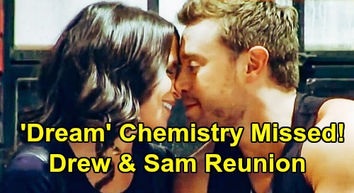 General Hospital Spoilers: Billy Miller and Kelly Monaco's Onscreen Chemistry Missed by 'Dream' Fans – Will Drew Return for Sam Reunion?