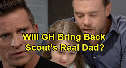 General Hospital Spoilers: Jason Steps Up for Scout, Bonds with Drew's Daughter – Will GH Bring Back Scout's Real Bio Dad?