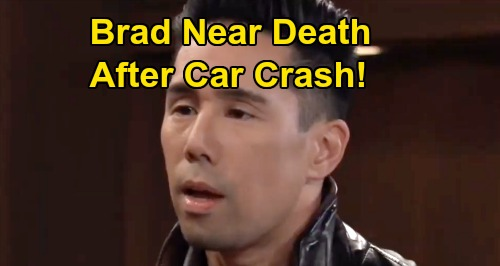General Hospital Spoilers: Brad Near Death After Car Crash – Lucas Begs Hubby to Recover, Willing to Forgive Secrets?
