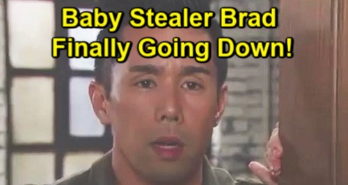 General Hospital Spoilers: Lying Brad's Finally Going Down – Baby Stealer Pays for Michael, Lucas and Willow's Pain