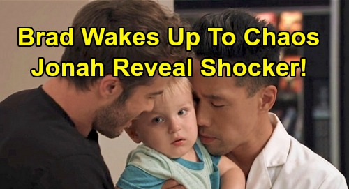 General Hospital Spoilers: Brad Can't Stop 'Wiley' Big Reveal – Wakes Up to Jonah Chaos and Angry Lucas After Accident?