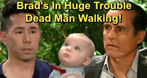 General Hospital Spoilers: Sonny's Deadly Revenge, Plots Lying Brad's Murder – Mob Boss Demands Grim Fate for Baby Stealer?