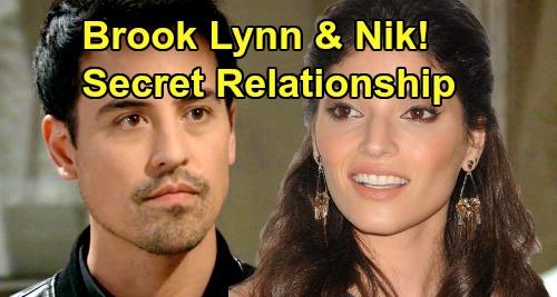 General Hospital Spoilers: Brook Lynn Ashton Secret Relationship With Nikolas Revealed - New Ally Returns to PC to Help Nik?