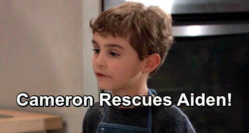 General Hospital Spoilers: Cameron's Heroic Aiden Rescue Backfires – Bullying Crisis Leads to Legal Drama