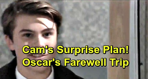 General Hospital Spoilers: Cameron's Farewell Plan for Oscar – Pre-Death Adventure Helps Josslyn Say Goodbye