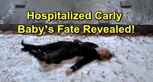 General Hospital Spoilers: Carly Hospitalized - Baby's Fate Revealed