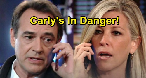 General Hospital Spoilers: Ryan Plots Carly's Gruesome End - Ferncliff Digging Corinthos In Grave Danger