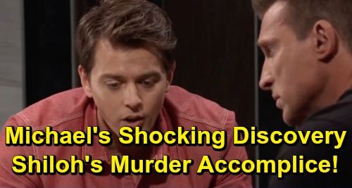 General Hospital Spoilers: Michael Discovers Carol, Shiloh's Murder Accomplice – Danger and Death Erupt in Beechers Corners