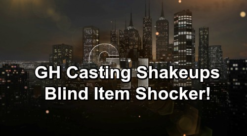 General Hospital Spoilers: Blind Item Points to Major Casting Shakeups – Big Changes Ahead at GH?