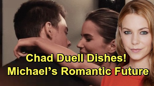 General Hospital Spoilers: Chad Duell Dishes on Michael's Romantic Future with Sasha – Insists Anybody Is Better Than Nelle