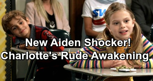 General Hospital Spoilers: Tormented Aiden Trades One Problem for Another – Shocking Consequences for Charlotte