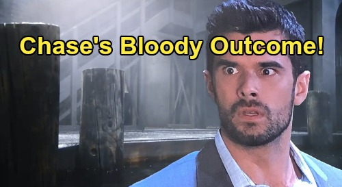 General Hospital Spoilers: Danger by the Docks, Chase's Bloody Outcome - Wiley Kidnapping Chaos Erupts?