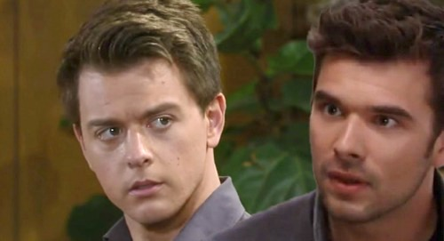 General Hospital Spoilers: Michael and Chase Go to War Over Willow – Bromance Ends as Love Triangle Heats Up