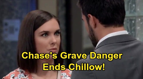 General Hospital Spoilers: Grave Danger Strikes for Chase, Willow Freaks – Fear of Cop Tragedy Ends Chillow?