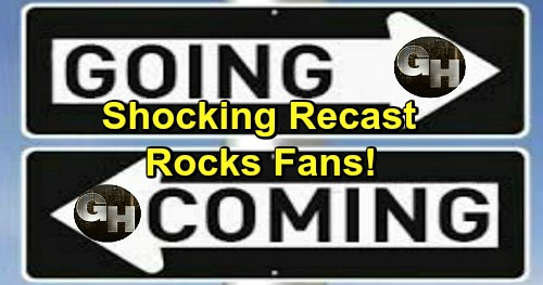 General Hospital Spoilers: Comings and Goings – Recast Bombshell Rocks Fans – Big Returns Heat Up Baby Swap Story