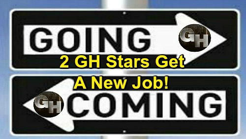 General Hospital Spoilers: Comings and Goings – Familiar Faces Return to Port Charles – Two Hot GH Stars Get A New Job