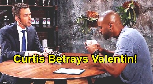 General Hospital Spoilers: Curtis' Devious Master Plan - Double-Crosses Valentin and Helps Jax?