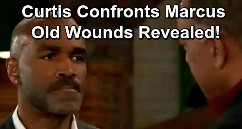 General Hospital Spoilers: Curtis Meddles In Stella's Life - Confronts Marcus, Opens Old Wounds