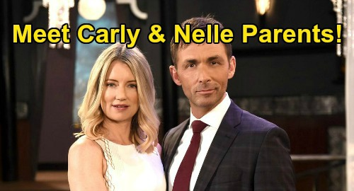 General Hospital Spoilers: James Patrick Stuart & Cynthia Watros New Roles – Carly & Nelle's Parents, Frank & Virginia Benson