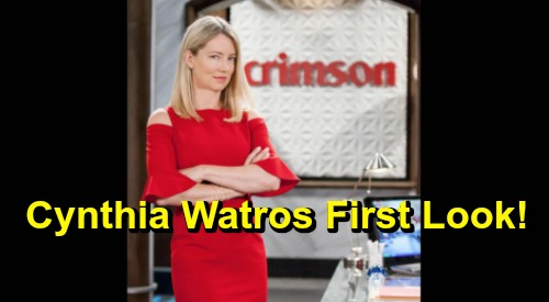 General Hospital Spoilers: Cynthia Watros' First Airdate, Episode Details Revealed – Debut Brings Nina's Shocking Move