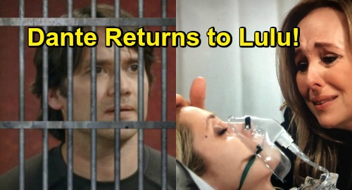 General Hospital Spoilers: GH Insider Leak Reveals Dante's Prison Plot – Lulu Suffers While Heroic Hubby Fights to Get Home