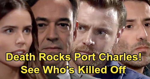 General Hospital Spoilers: Shocking Death Rocks Port Charles – See Who Could Face Grim Fate