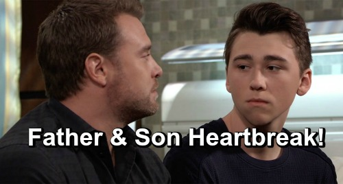 General Hospital Spoilers: Drew's Devastating Blow – Horrible Oscar News Sends Dad Racing to GH, Sick Teen's Final Chapter