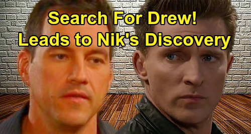General Hospital Spoilers: Drew Search Leads to Nikolas Discovery – Jason and Laura's Stories Collide with Shocking Twist?