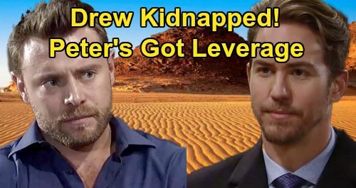 General Hospital Spoilers: Kidnapped Drew Is Peter's Secret Weapon – Captive Offers Leverage, Sets Up Billy Miller's Return or Recast?