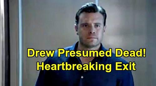 General Hospital Spoilers: Drew Presumed Dead in Plane Crash – Billy Miller's Heartbreaking Exit