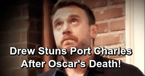 General Hospital Spoilers: Drew's Huge Decision Stuns PC – Grieving Dad Sells to Aurora to Jax After Oscar's Death?