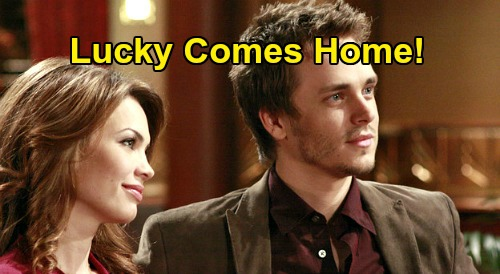 General Hospital Spoilers: Do Lucky & Liz Belong Together – Time to Bring Jonathan Jackson Back for Reunion Story?