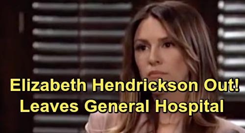 General Hospital Spoilers: Elizabeth Hendrickson Out as Margaux – Exits GH as Port Charles' DA