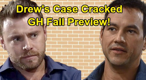 General Hospital Spoilers: GH Fall Preview – Drew's Case Cracked - A Stunning Return - Explosive Reveals and Consequences
