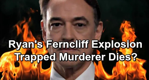General Hospital Spoilers: Ferncliff Explosion Shocker – Ryan Caught in His Own Deadly Trap for Kevin and Laura