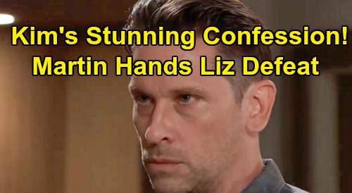 General Hospital Spoilers: Kim's Confession Stuns Courtroom – Martin Hands Liz Harsh Defeat at Franco's Explosive Hearing