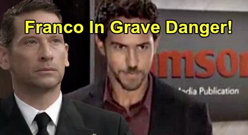 General Hospital Spoilers: Franco In Grave Danger - Discovers Peter's Dark Secrets After 'Drew' Takes Memory Procedure