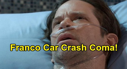 General Hospital Spoilers: Franco Discovers Jonah Truth - Car Crash Coma Leaves Him Unable To Tell Michael?